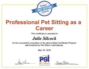 Pet Sitting as a Career